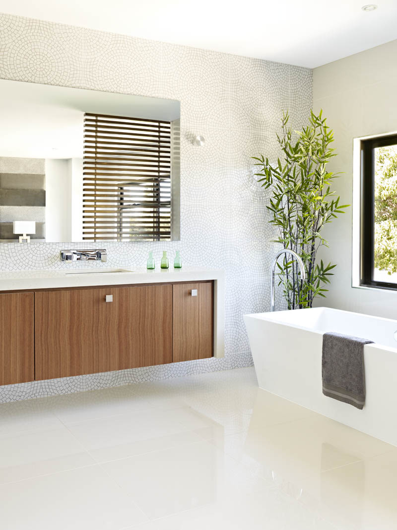 Ensuite our metricon hudson for Best ensuite designs