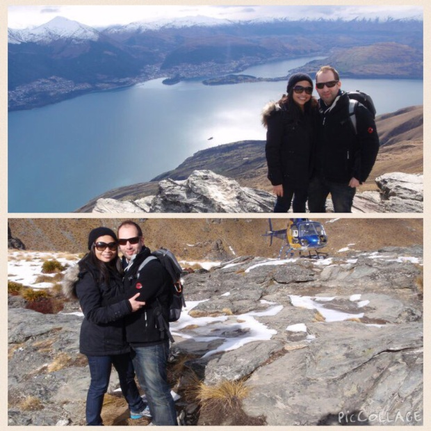 Magical proposal overlooking Lake Wakatipu, Queenstown