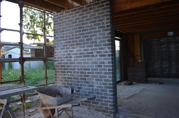 Brickwork to Outdoor Room